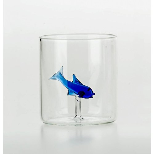 LITTLE FISH GLASSES - CYLINDRIC - C92
