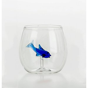 LITTLE FISH GLASSES - ROUNDED SHAPE - C91