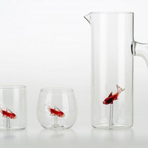 LITTLE FISH GLASSES - ROUNDED SHAPE - C91