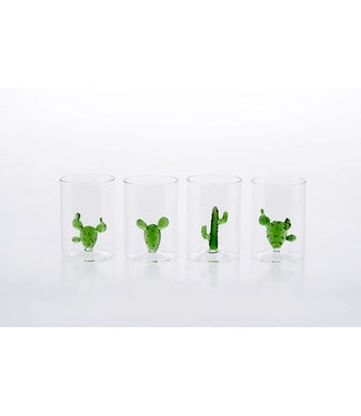 CACTUS GLASSES GREEN - C69 G