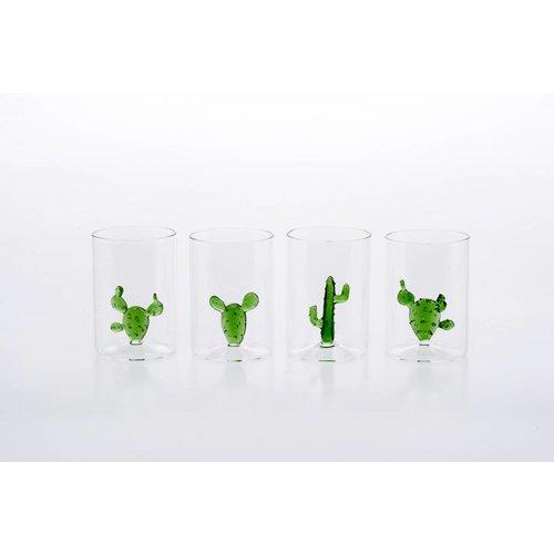 CACTUS GLASSES GREEN - C69 G