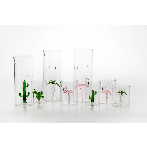 FLAMINGO GLASSES - C110