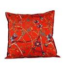 Throw Pillow 45x45 cm - Baxter - Red