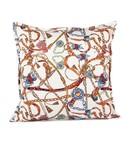 Throw Pillow 45x45 cm - Baxter - ecru