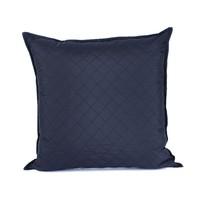 Throw Pillow 60x60 cm - Galloway Blue Diamond