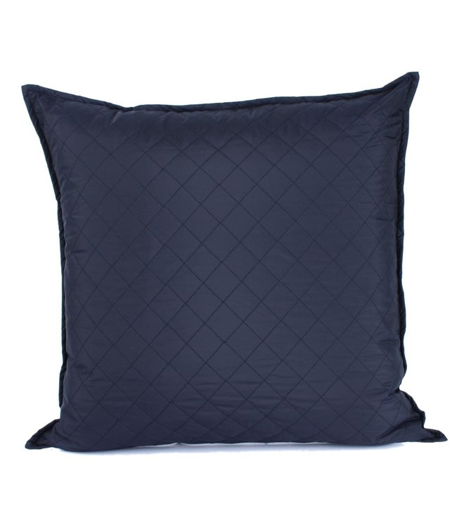 Throw Pillow 60x60 cm - Galloway Blue Diamond