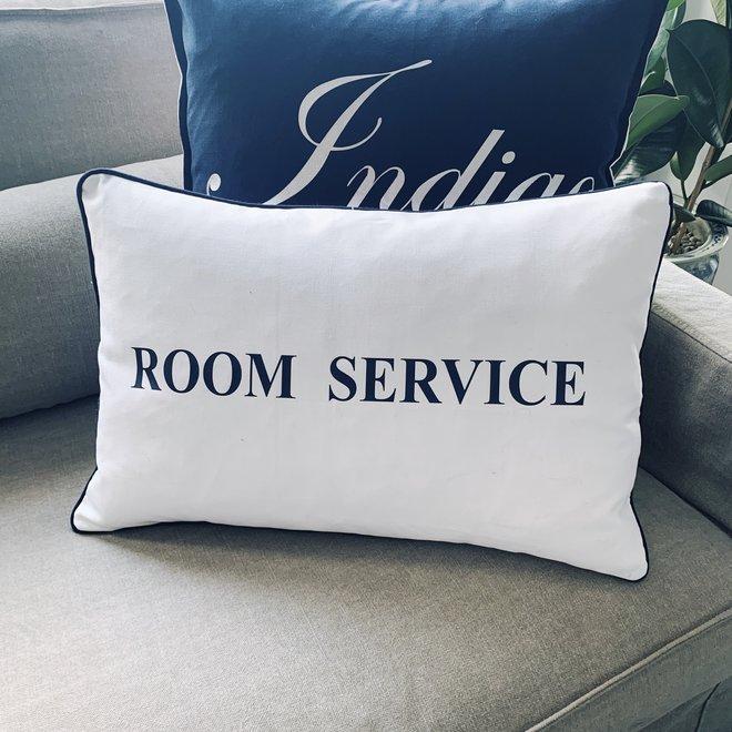 Sierkussen 40x60 cm - Boutique Hotel  - Room service
