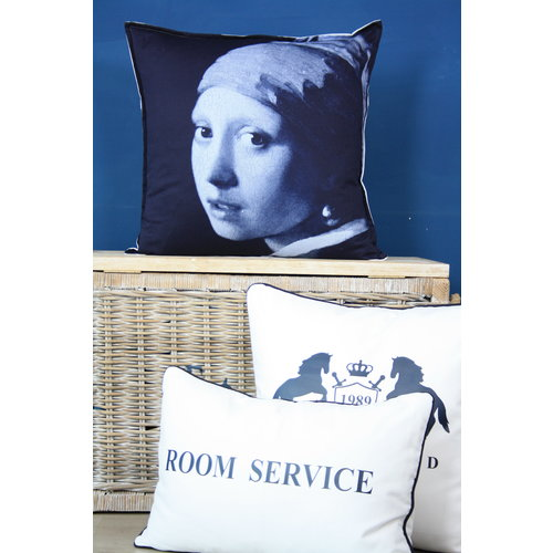 Throw Pillow  40x60 cm - Boutique Hotel  - Room service