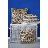 Throw Pillow 25x35 cm - XS - jacquard - Leopard