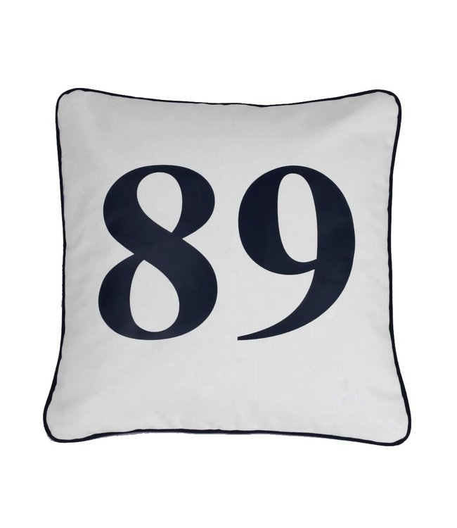 Throw Pillow 45x45 cm -Maritime - Indigo Signature - 89