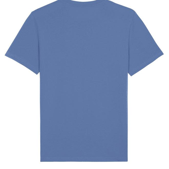 T-shirt - Signature Teddy Denim - Denim blue