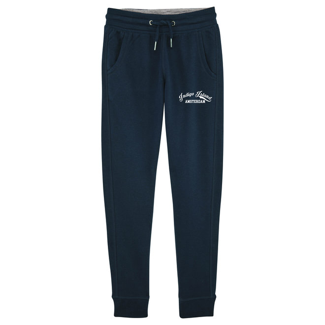 KIDS - Joggings broek- Premium jogger-   Indigo Signature - Navy