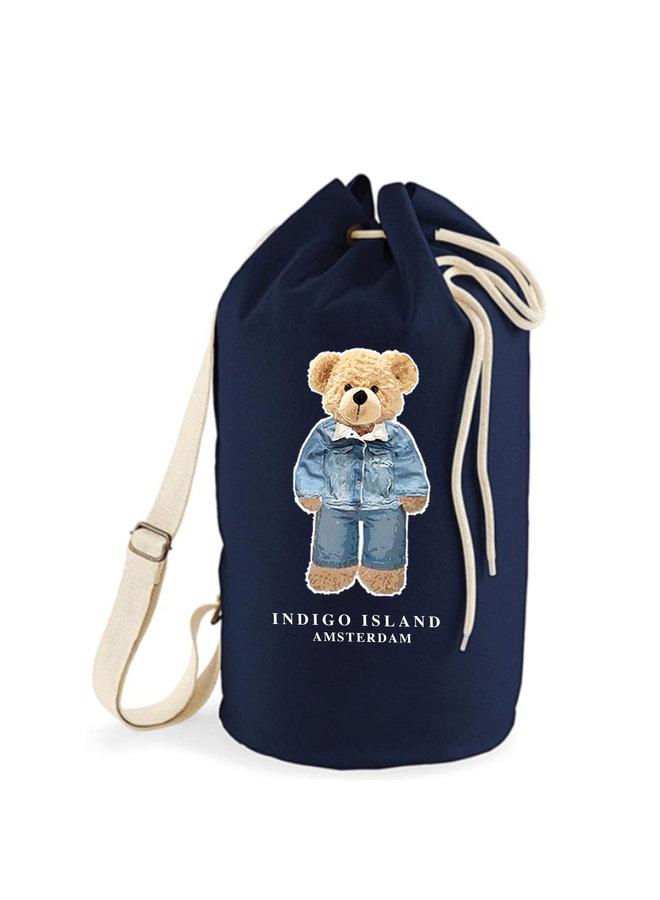 The Signature Teddy Sea bag - Sport tas teddy - Navy