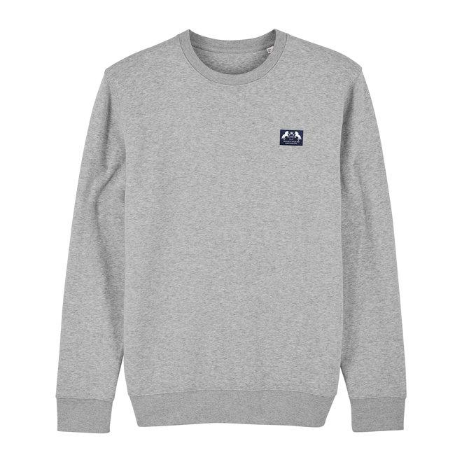 Sweater - Premium Pullover-  Indigo Island Amsterdam - Heather gray