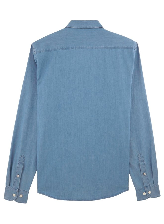 Mens Garment - Light indigo Denim