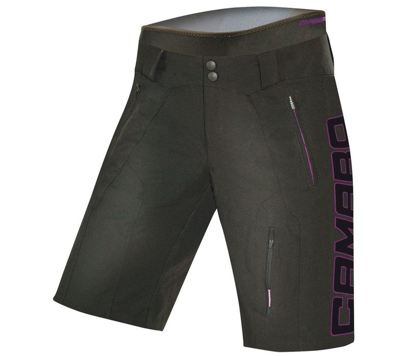 Camaro Surfing Evo Shorts - Women's