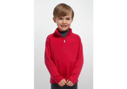 Icebreaker Icebreaker Compass Long Sleeve Half Zip - Kids'