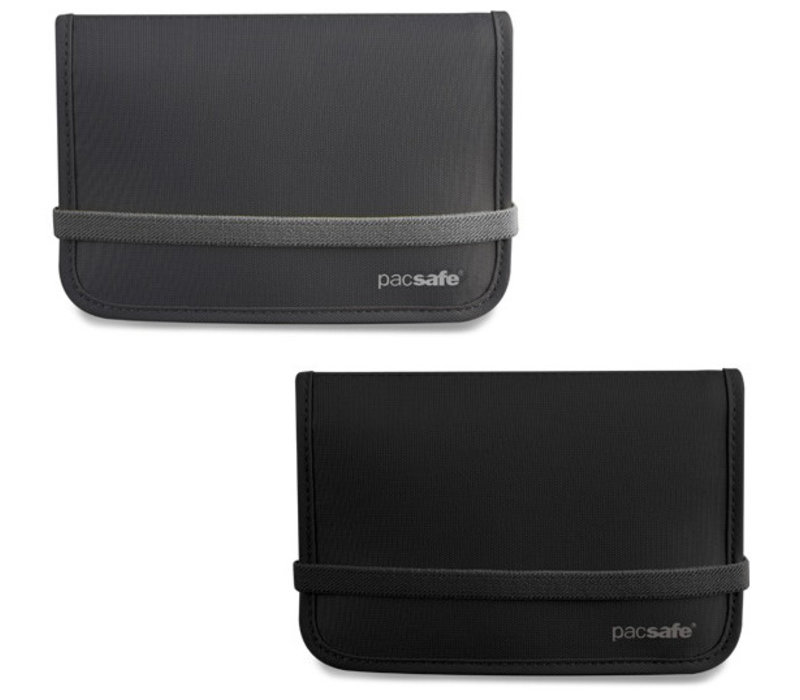 Pacsafe RFIDtec 150 RFID-Blocking Compact Organiser