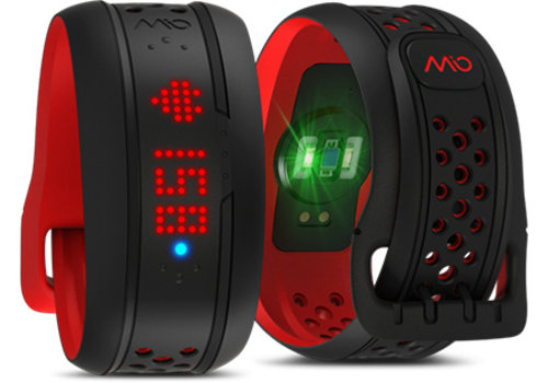 MIO Mio Fuse Heart Rate Activity Tracker