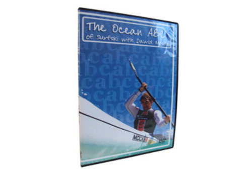 Mocke Ocean ABC of Surfski DVD by Dawid Mocke