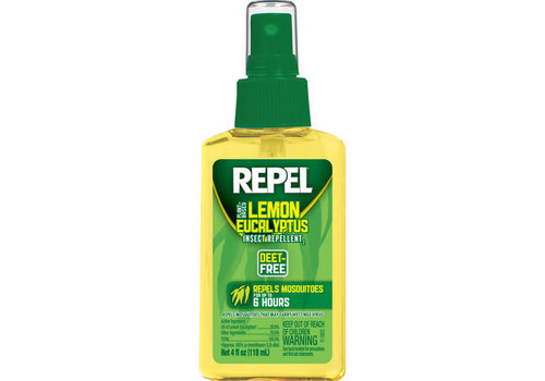 Repel Repel® Lemon Eucalyptus Insect Repellent
