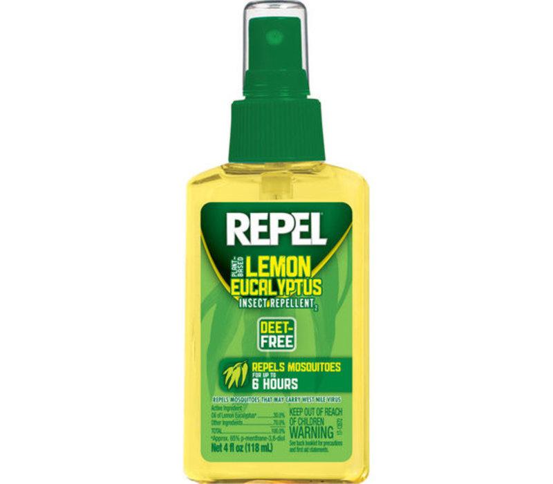 Repel® Lemon Eucalyptus Insect Repellent