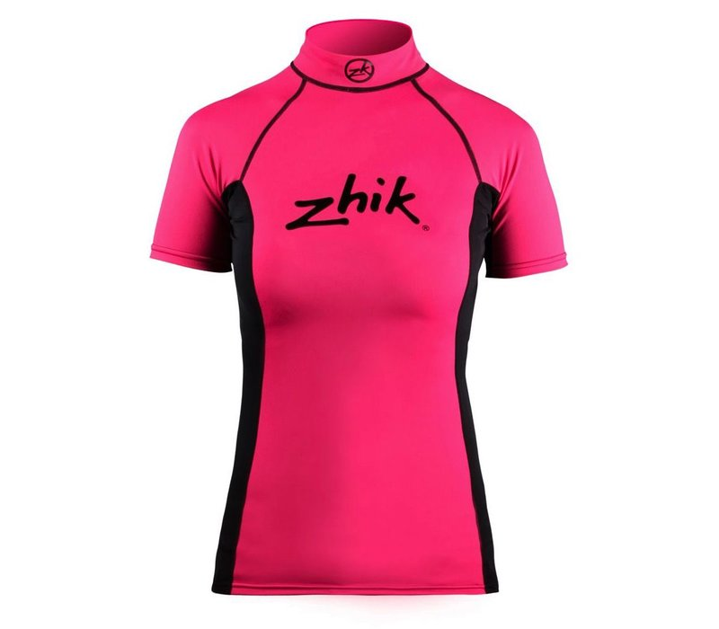Zhik Spandex Short Sleeve Rashguard - Women's