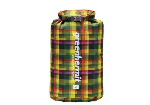 Green Hermit Green Hermit Plaid Dry Sack