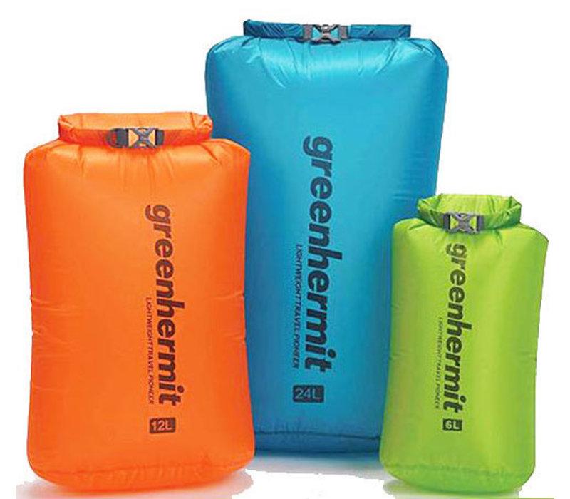 Green Hermit Ultralight Dry Sack