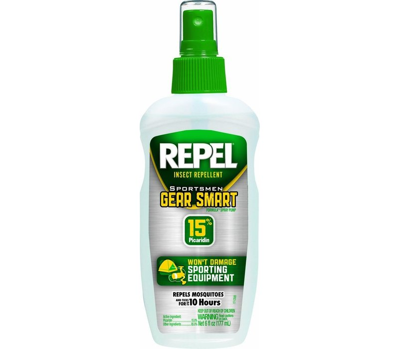 Repel® Sportmen Gear Smart Insect Repellent
