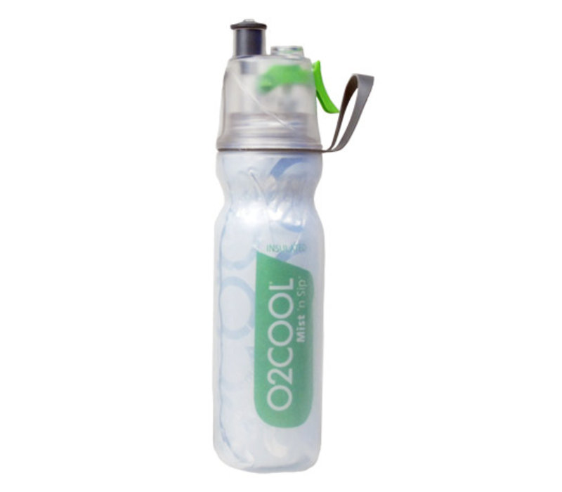 O2COOL Insulated ArcticSqueeze Mist'N Sip