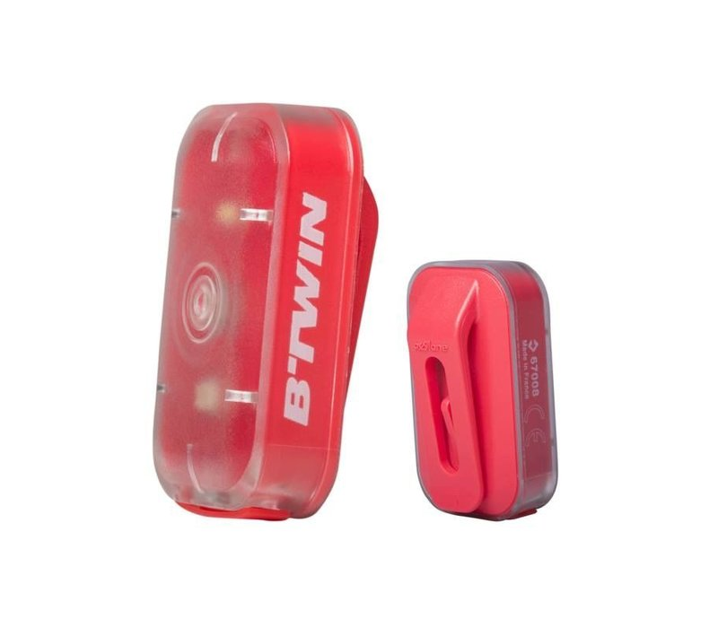 BTWIN VIOO Clip 300 Bike Light