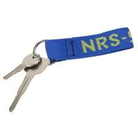 "NRS Key Chain 4"" Blue Biner"