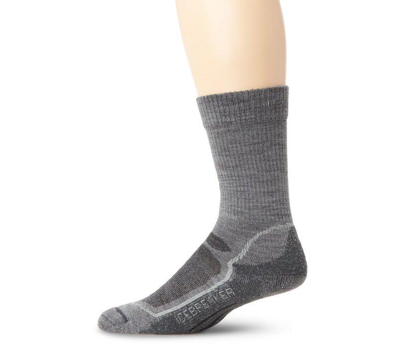 Icebreaker Hike+ Light Cushion Crew Socks - Men's
