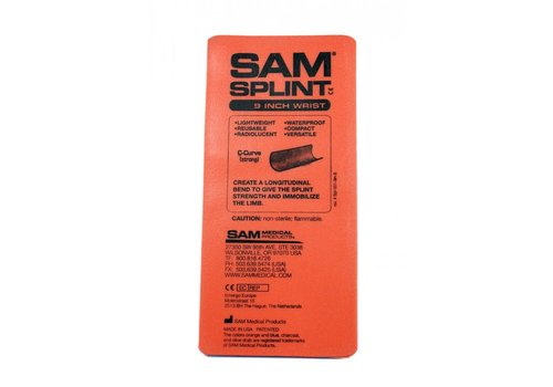 Sam Splint Sam Splint Flat Fold