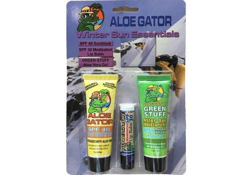 Aloe Gator Aloe Gator Winter Combo Pack