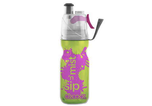 O2COOL O2COOL Insulated ArcticSqueeze Mist'N Sip ,12oz