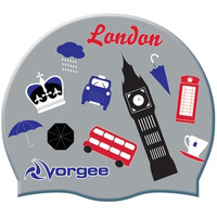 Vorgee Global Swim Cap