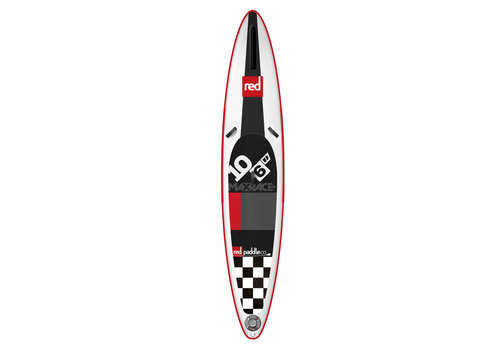 "Red Paddle Co Red Paddle Co 10'6"" Max Race Youth Inflatable SUP Board"