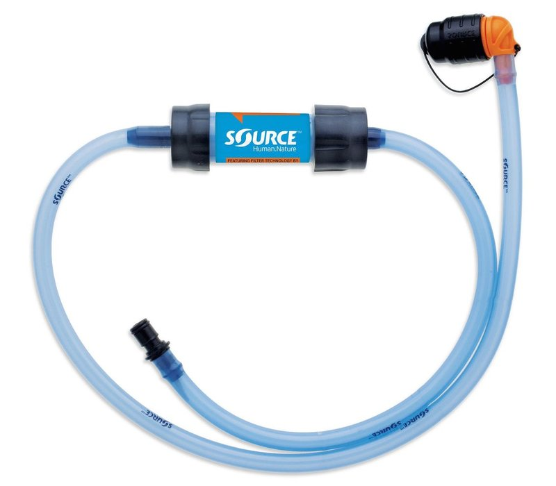 Source Water Filtering Kit Widepac Hydration System