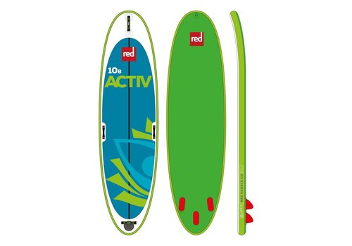 "Red Paddle Co Red Paddle Co 10'8"" Activ MSL Inflatable SUP Board (2018/19)"