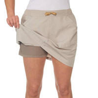 Quechua Arpenaz 50 Hiking Skirt and Shorts - Women's
