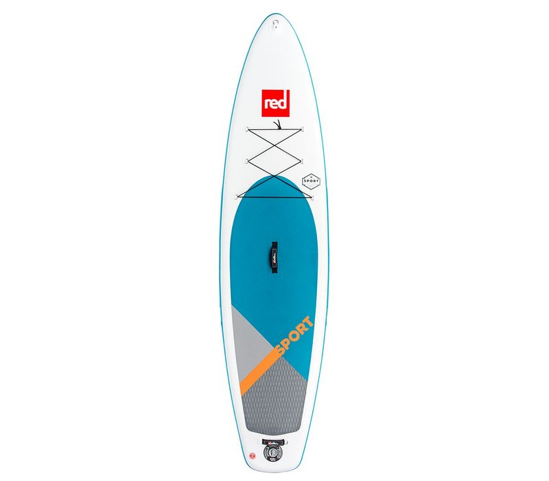 """Red Paddle Co 12'6"""" Sport MSL Inflatable SUP Board Package (2018/19)"""