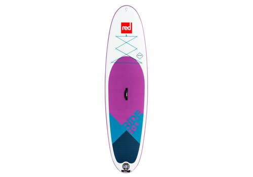 "Red Paddle Co Red Paddle Co 10'6"" Ride SE MSL Inflatable SUP Board - 10th Anniversary Limited Edition"
