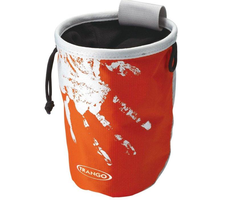 Trango Chalk Bag ( Orange Hand )