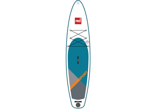 "Red Paddle Co Red Paddle Co 11'3"" Sport MSL Inflatable SUP Board (2018/19)"