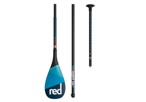 Red Paddle Co Red Paddle Co Carbon 3pc Lever Lock Paddle (2018)
