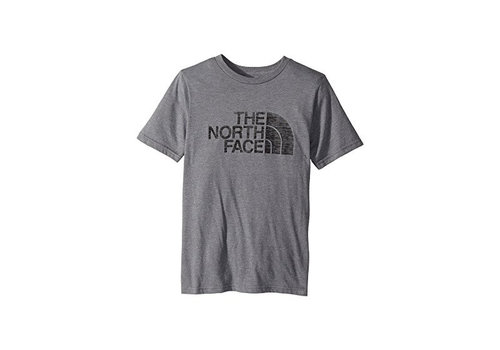The North Face The North Face Short Sleeves Tri-Blend Tee - Boys