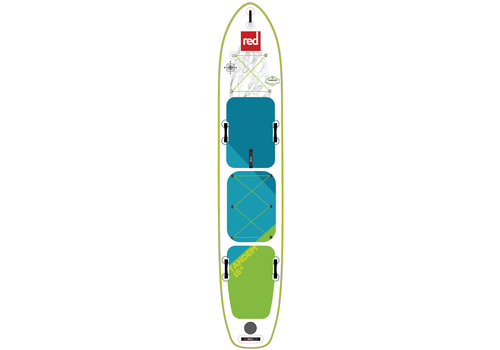 "Red Paddle Co Red Paddle Co 15'0"" Voyager Tandem MSL Inflatable SUP Board"
