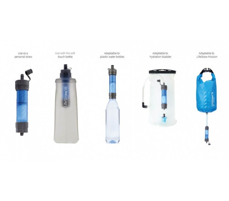 LifeStraw Flex Bottle